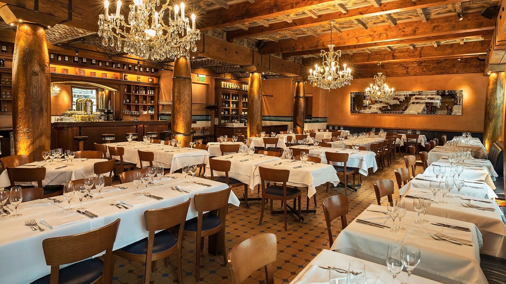 Restaurant la cucina lucerne - Chow chow restaurante ...