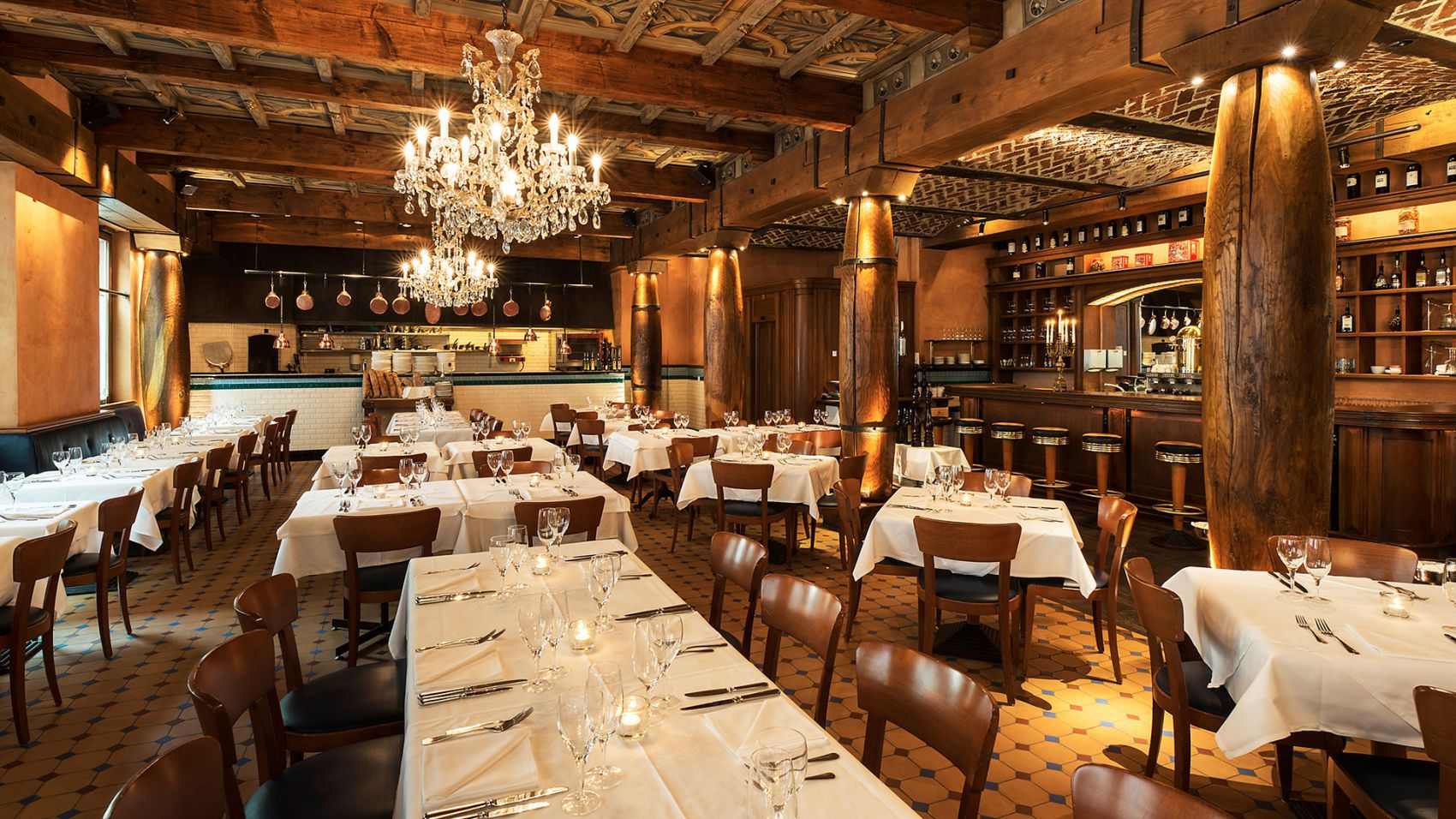 Restaurant La Cucina Lucerne